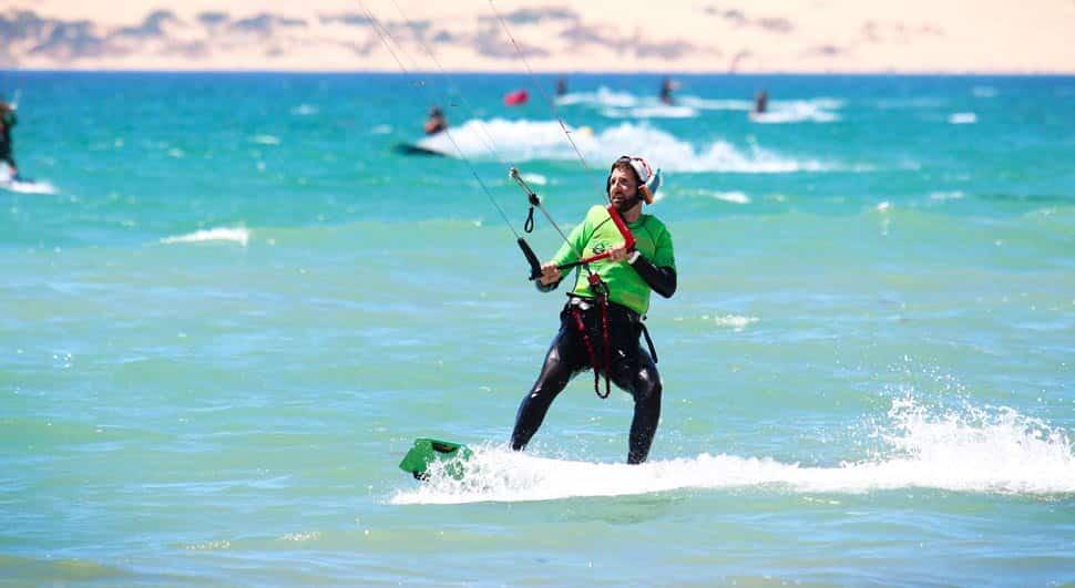 Which Kite Spot choose in Tarifa