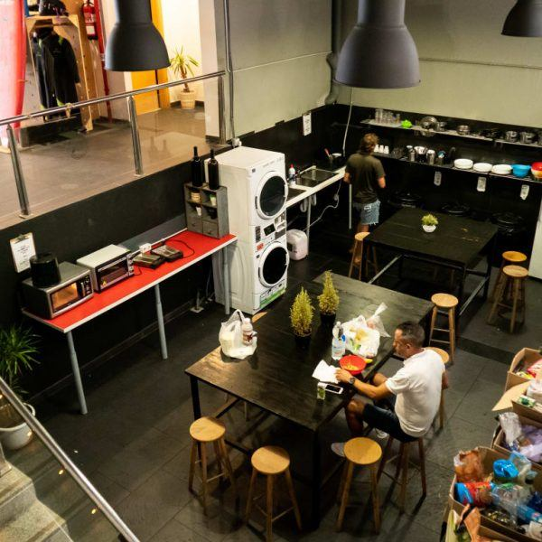 South Hostel, Surf House in Tarifa, bed and breakfast, stay in Tarifa for kitesurfing