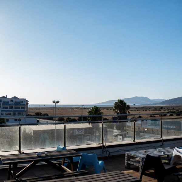 Hostel, Bed and Breakfast, Accommodation kitesurfing camp - South Hostel In Tarifa