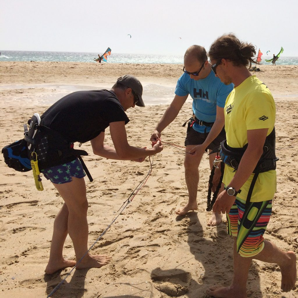 Testimonial, Kitesurfing lessons with Freeride Tarifa, kite boarding class
