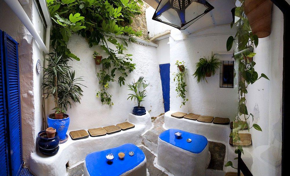 Cafe Azul in Tarifa