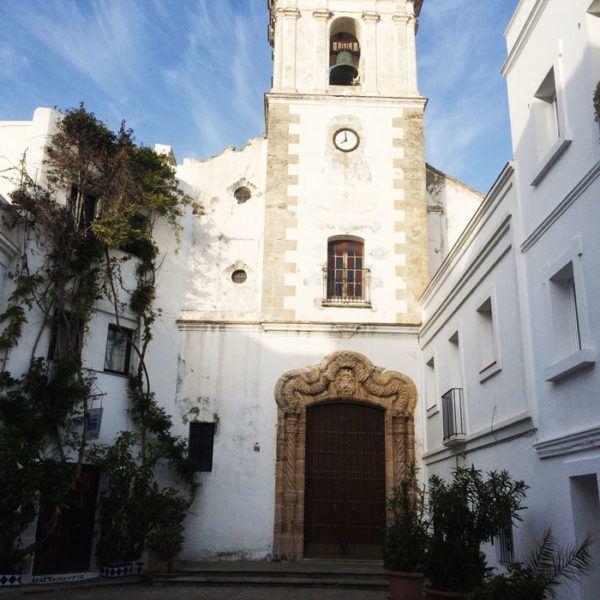 Church San Francisco de Asis