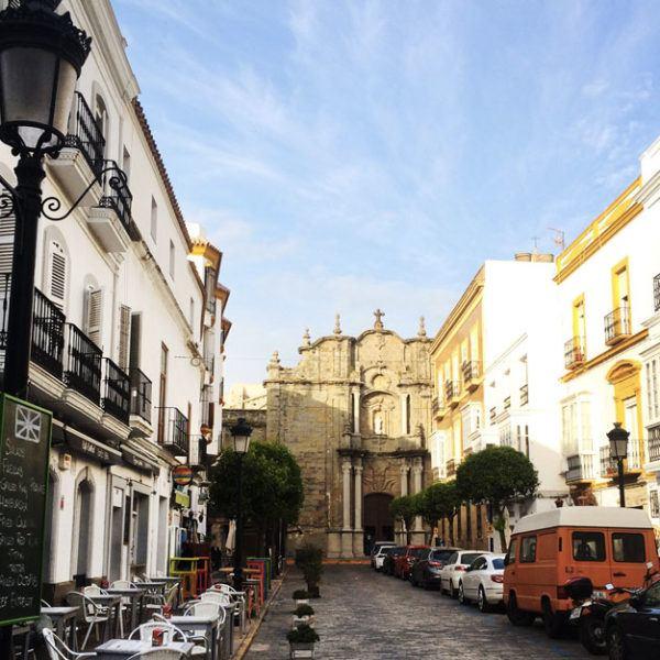 Old town of Tarifa