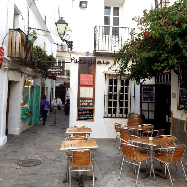 Tarifa Village, the old town