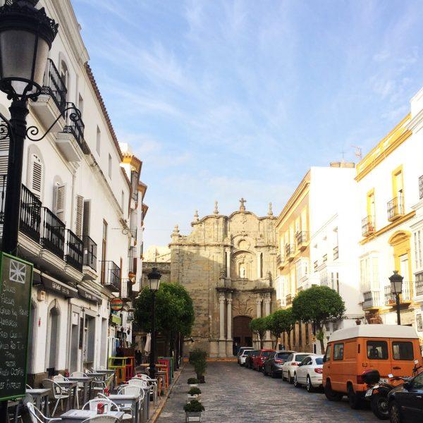 Tarifa Village, the old town