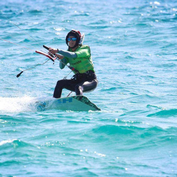 Kitesurfing camp in Tarifa. Kitesurf classes for all level.