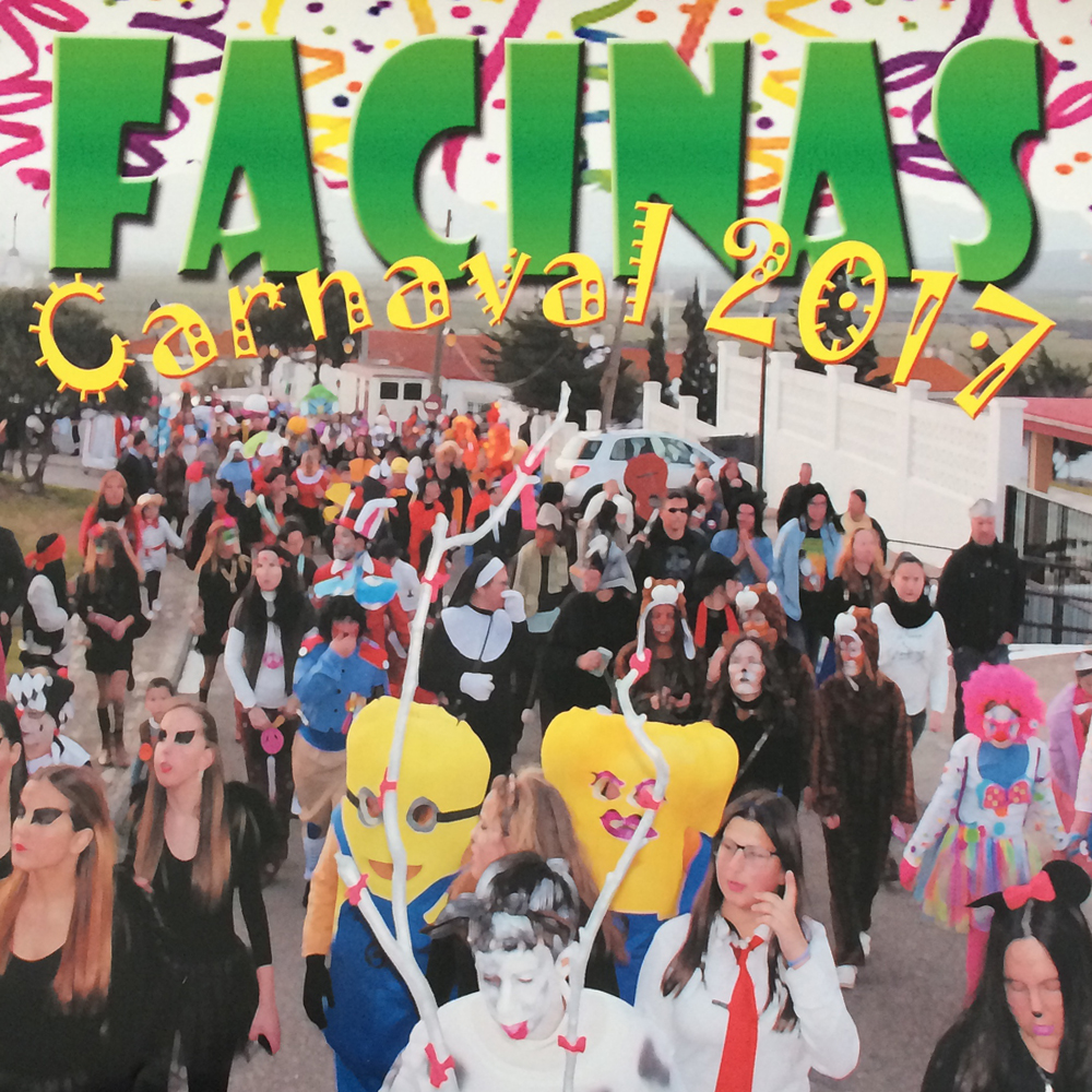 Facinas Carnival, white village in Cadiz