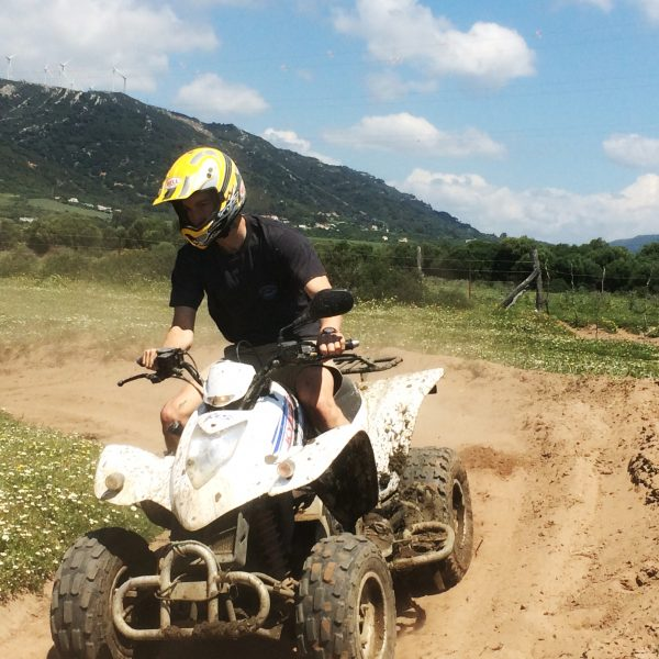 quad, adventure, sport, Tarifa