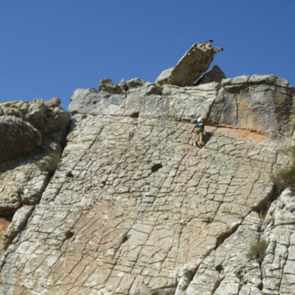 Rock Climbing, Multi-activity camp