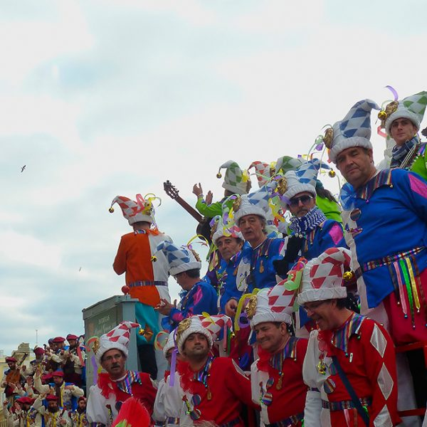 Cadiz Carnival, famous and international event in Spain