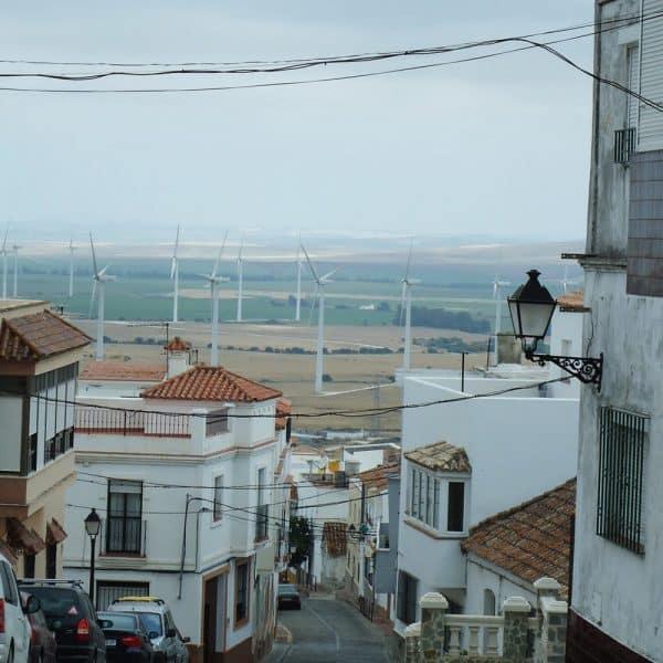 Facinas Carnival, white village in Cadiz