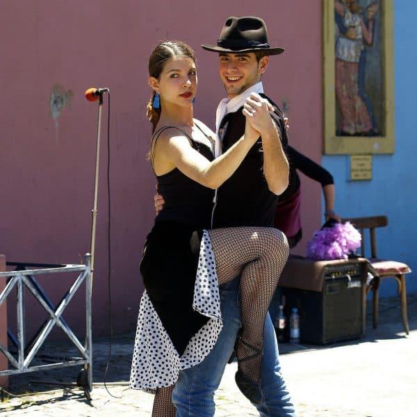 Tango festival Tarifa