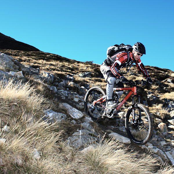 Mountain biking, Multi-activity camp