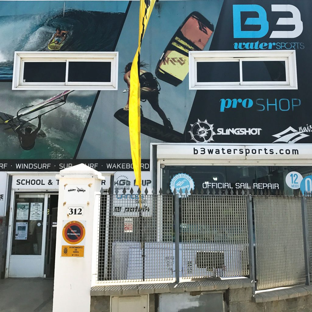 Magasin de sports nautiques B3 Proshop