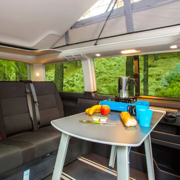 campervan, full equipment