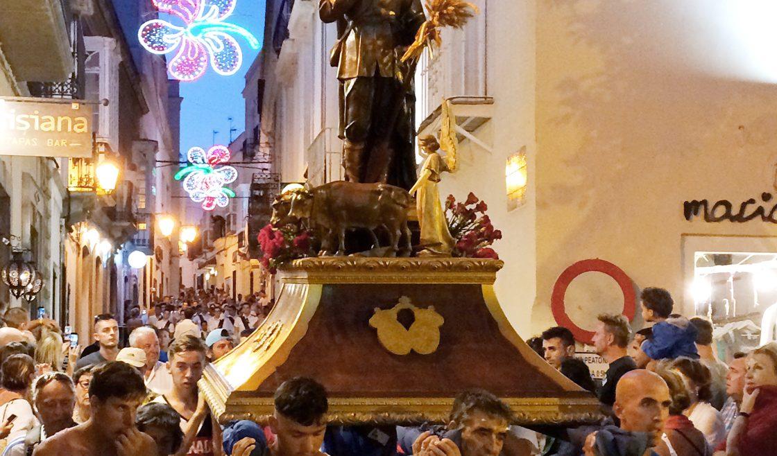 Semana Santa, Tarifa religious event