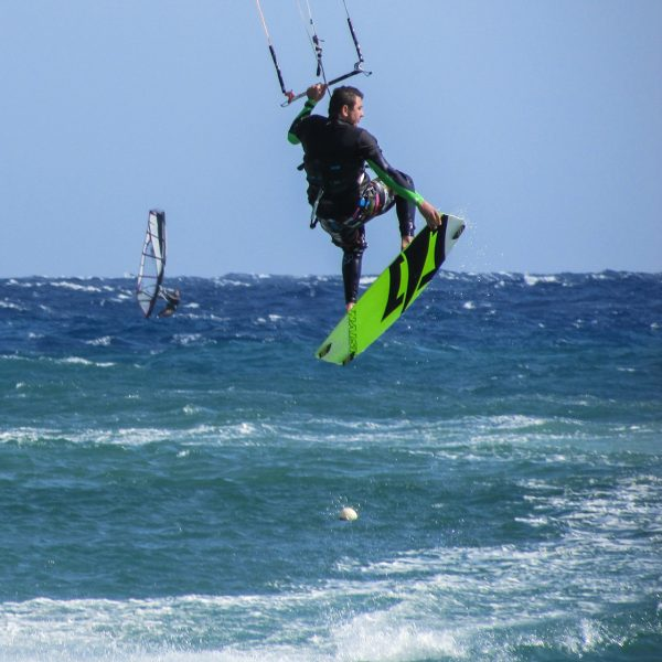 World strapless competion, Tarifa, international, kite boarding