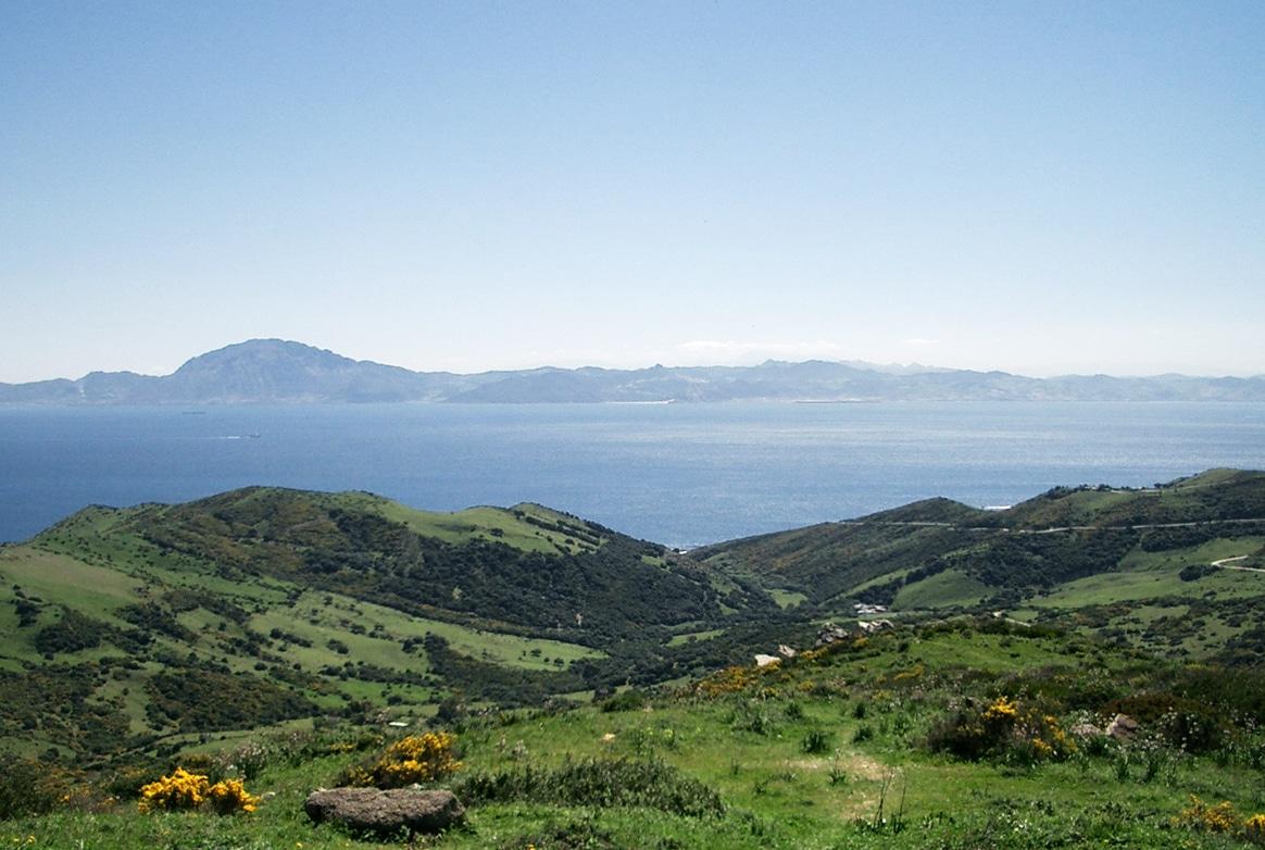 Tarifa Village, plenty of nature with mountain and beaches, randonnées