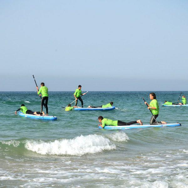 Kitesurf and Stand Up Paddle Board in Tarifa Spain with Freeride Tarifa