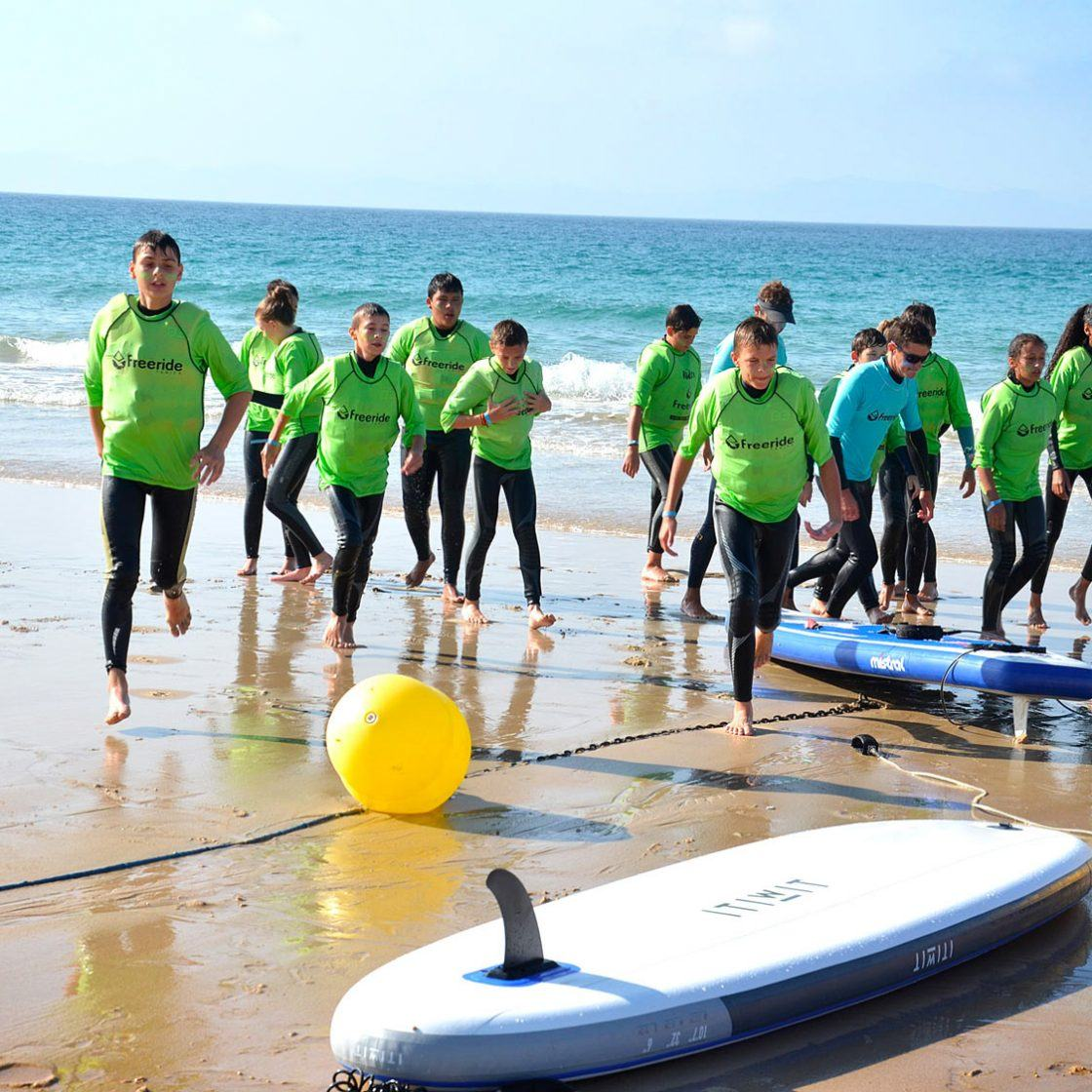 kiteschool, stand up paddle