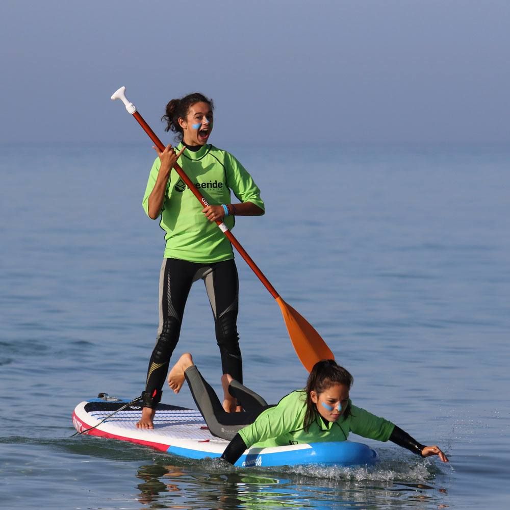 Stand Up Paddle is fun and available for every person.