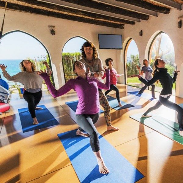 Wellbeing Camp, Yoga-Stretching-Pilates-kitesurfing with Freeride Tarifa