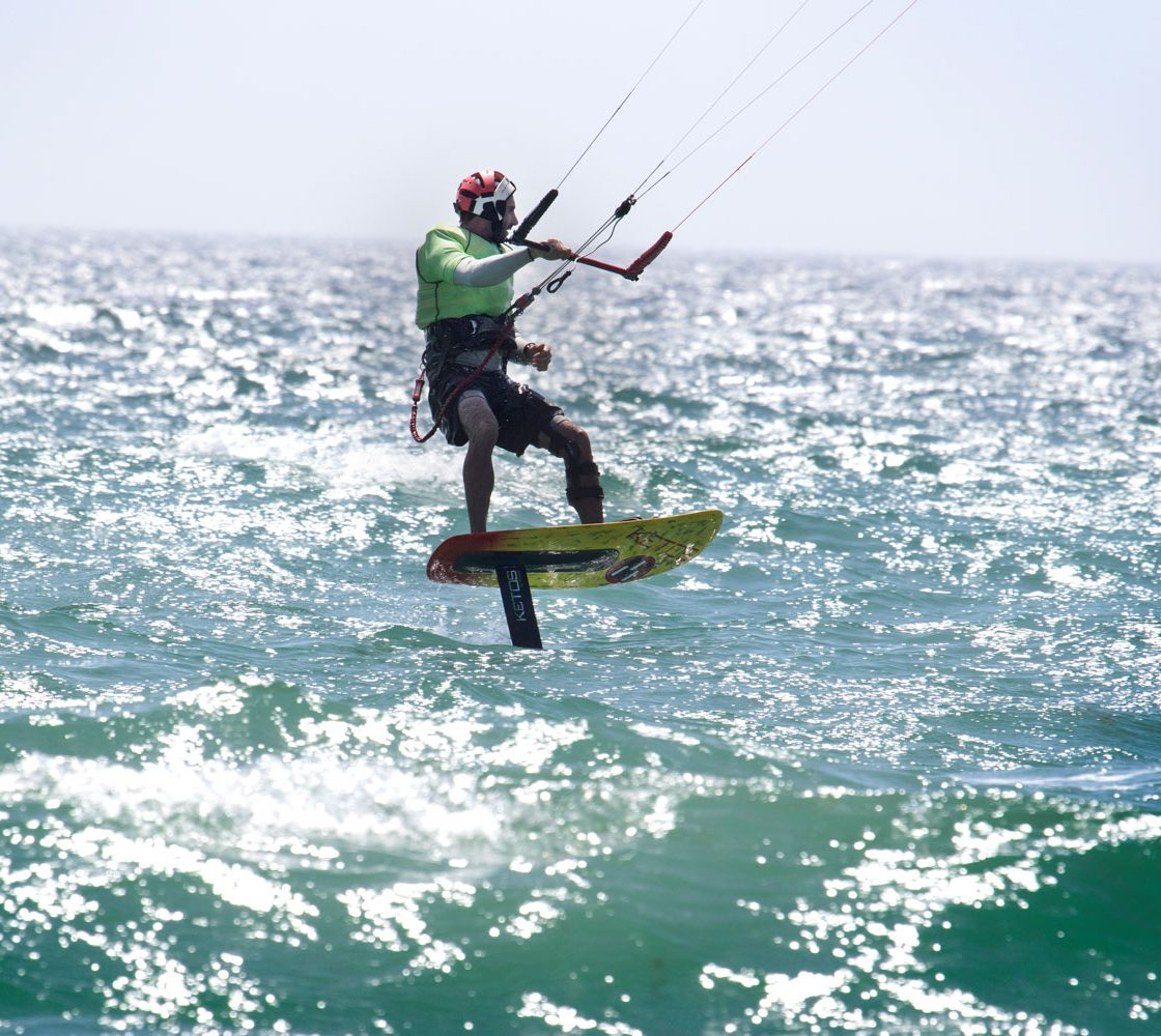 class of kitefoil
