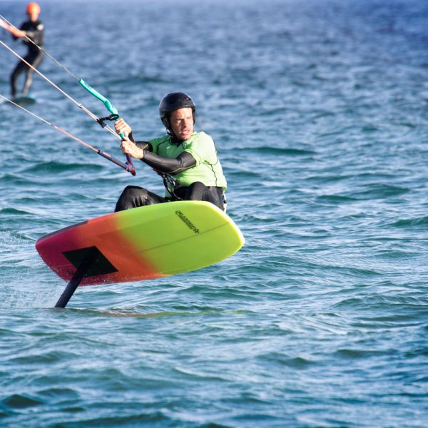 kitefoil exercice