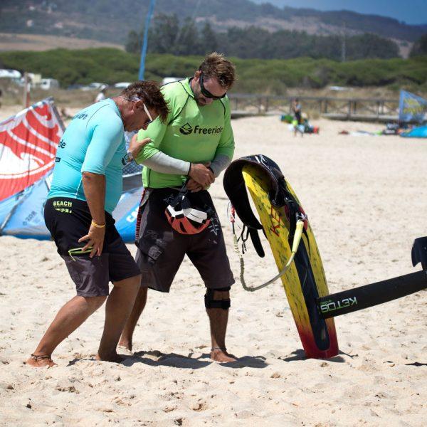 classe de kitefoil, Tarifa