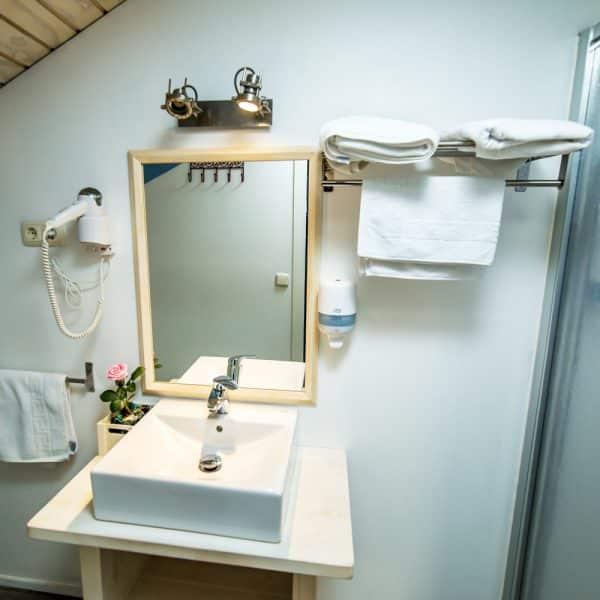 salle de bain, hôtel, vacances, Tarifa
