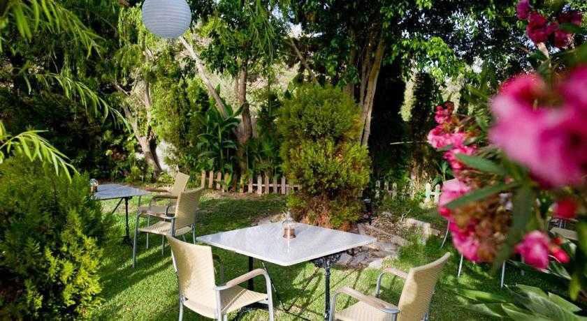 jardin, nature, Tarifa