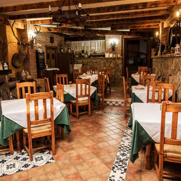 Restaurant, repas, Tarifa