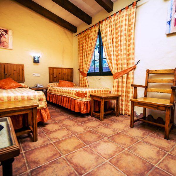 room of hôtel, Tarifa, relaxing