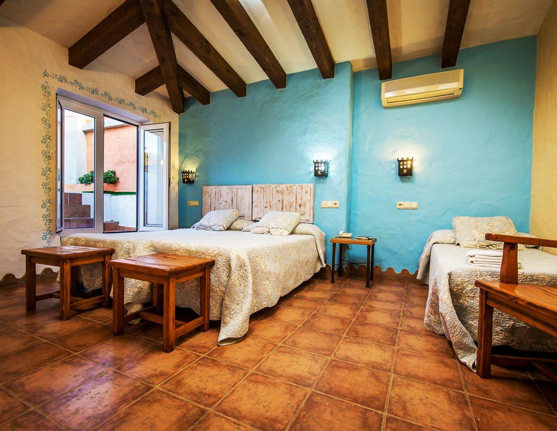 chambre, authentique, Espagne, Tarifa