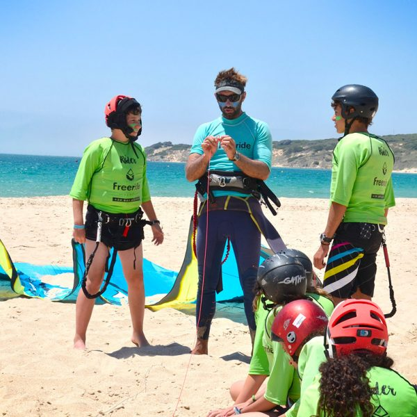 Kitesurf, Kiteboarding, kitesurfing, spain.
