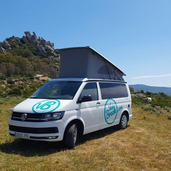 kitesurf y road trip en españa con Freeride Tarifa y VanBreak