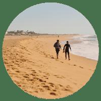 sports nautiques, vacances, plage