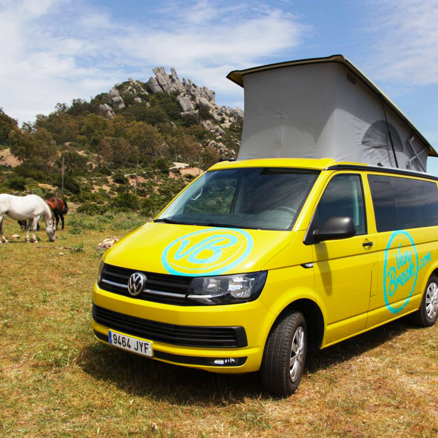 campervan, full equipement
