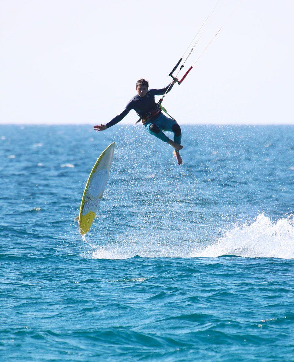 Kitesurfing Rental, Naish kiteboarding gear in Tarifa Spain valdevaqueros
