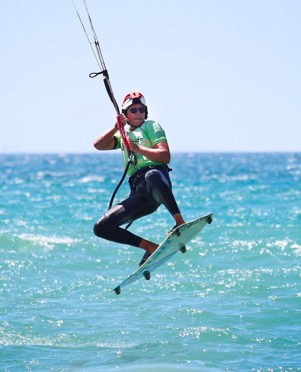 Kitesurf rental equipment brand new Naish gear in Tarifa
