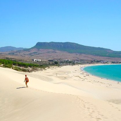 Hiking In Punta Paloma, from Valdevaqueros Beach Tarifa, Spain