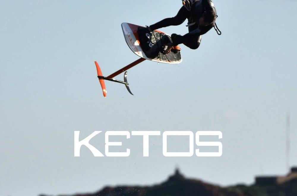 Ketos foil, partner Freeride Tarifa, Kite school in Spain