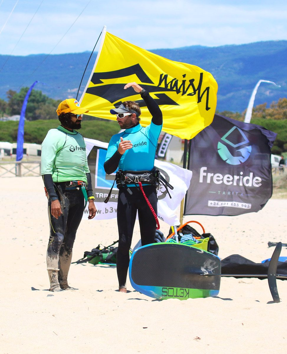 kitefoil, kitefoiling, ketos foil, training, kitefoil tarifa