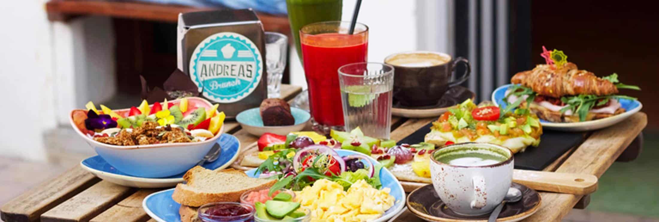 Andrea's Brunch-Breakfast-Tarifa-Petit-dejuner