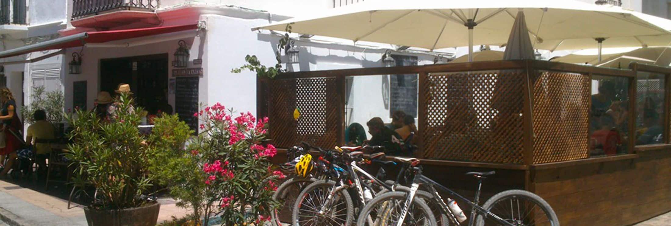 Bar el Francès, the best Tapas Bar in Tarifa, Fresh Tuna, Pulpo