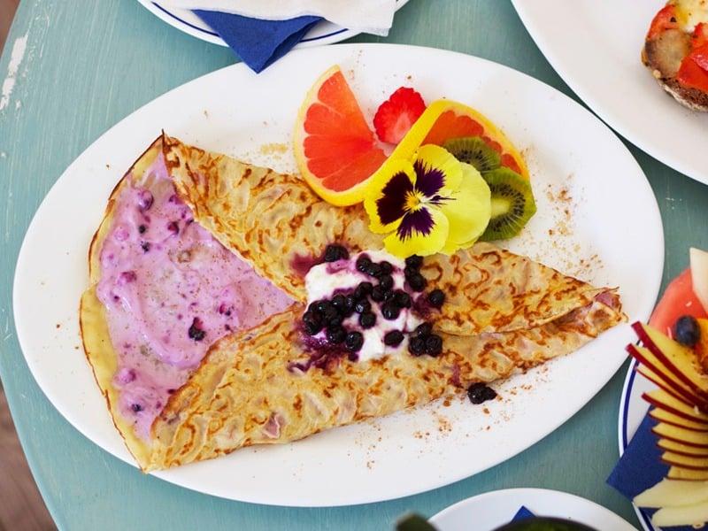 Café Azul Tarifa, kitesurfing, brunch, eat healthy