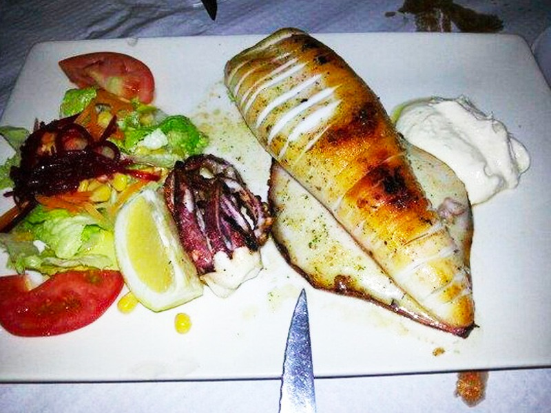 El Meson Picoteo Tarifa, Restaurants-Andalousia-Seafood