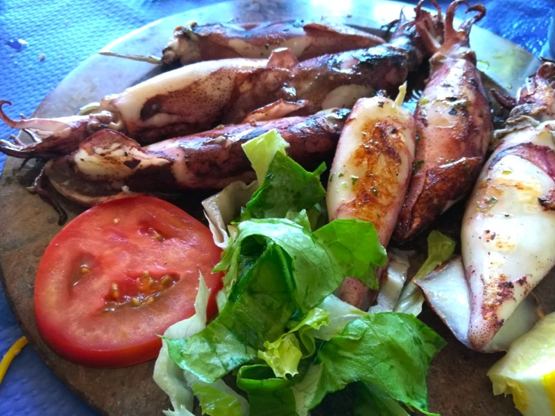 El-Mirlo-Spanish Restaurante-tarifa-Seafood-Punta Paloma-Valdevaqueros