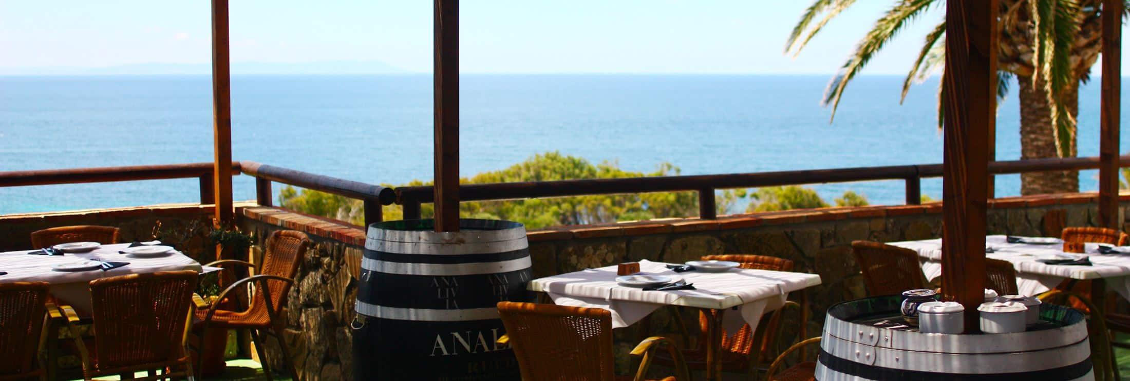 El-Mirlo-Spanish Restaurante-tarifa-Seafood-Punta-Paloma