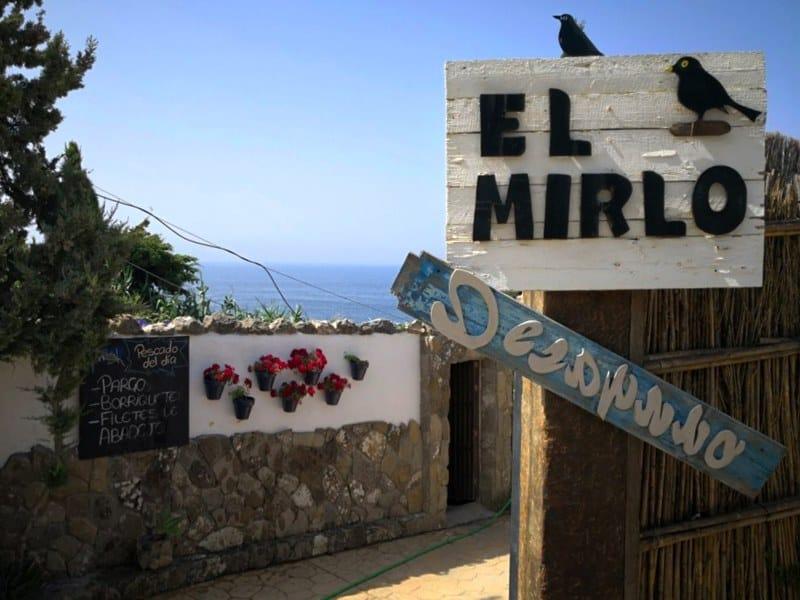 El Mirlo-Spanish Restaurante-tarifa-Seafood-Punta Paloma-Valdevaqueros